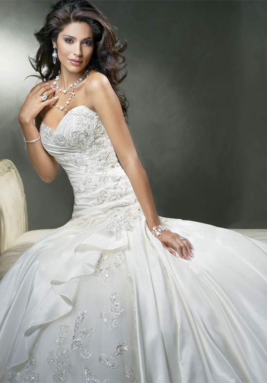 Ordering a wedding dress from China